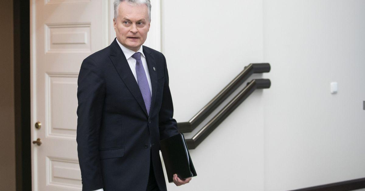 G. Nausėda pareiškė pastabų dėl žemės ūkio ministro veiklos