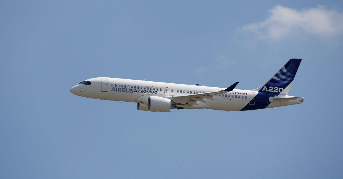 """""""Airbus"""" iki kitų metų pabaigos atleis per 2.300 darbuotojų"""