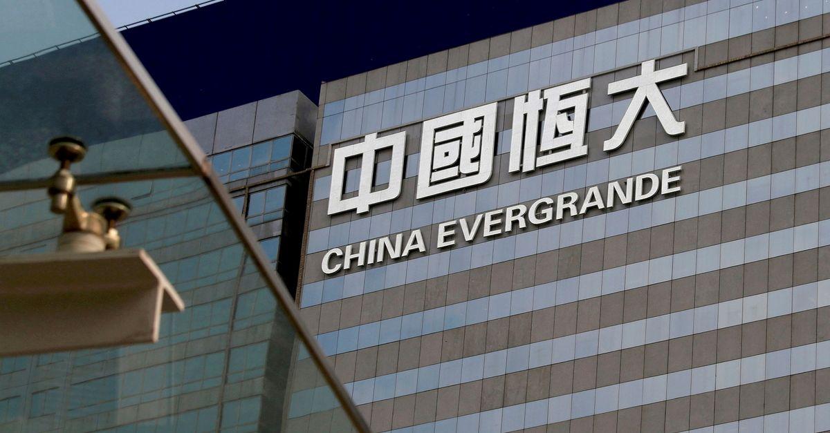 """""""Evergrande"""" vėluoja atsiskaityti su bankais - Verslo žinios"""