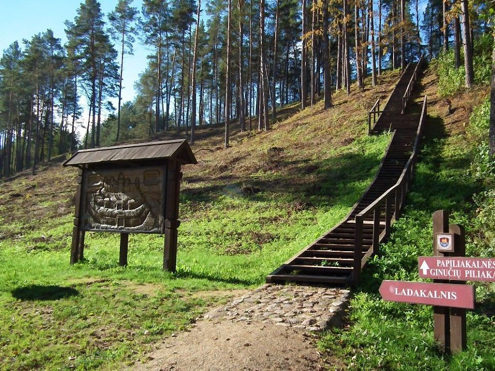 Kartenos Piliakalnis Salantu Regioninis Parkas.Isskirtiniai Piliakalniai Lietuvoje Kuris Graziausias