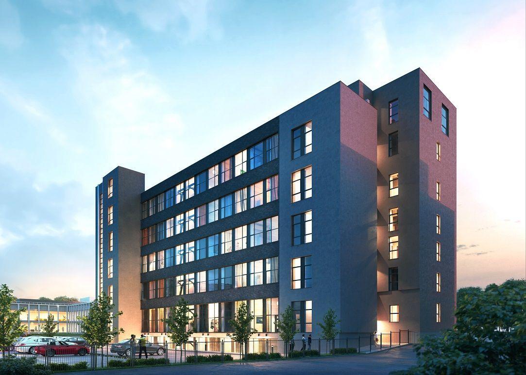 Į 200 loftų projektą Vilniuje investuoja 6 mln. Eur