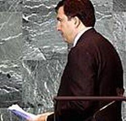 Michailas Saakašvilis, Gruzijos prezidentas