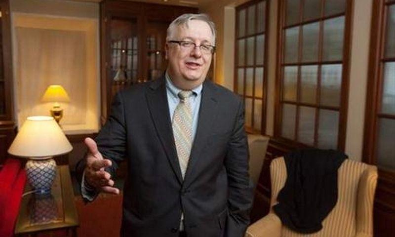 Tomasz Thelma, Tarptautinės finansų korporacijos (IFC) regiono vadovas Europai ir Centrinei Azijai.