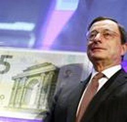 Mario Draghi, Europos centrinio banko (ECB) vadovas.