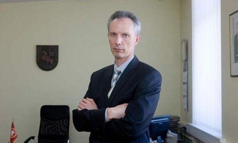 Kęstutis Jucevičius, Finansinių nusikaltimų tyrimų tarnybos (FNTT) direktorius.