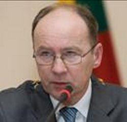 Lietuvos mokslų akademijos prezidentas akademikas Valdemaras Razumas.