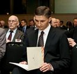 Jaroslavas Neverovičius, energetikos ministras.