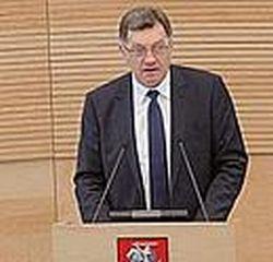 Algirdas Butkevičius, Lietuvos ministras pirmininkas.
