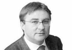 Marius Busilas. LR ūkio viceministras