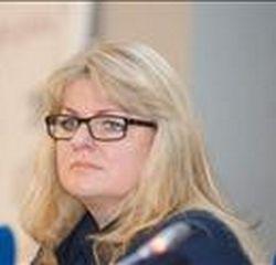Algimanta Pabedinskienė, socialinės apsaugos ir darbo ministrė.