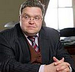 Vitas Vasiliauskas, Lietuvos banko valdybos pirmininkas.