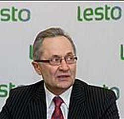Arvydas Tarasevičius, skirstomųjų tinklų bendrovės AB LESTO generalinis direktorius.