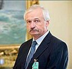 Evaldas Gustas, ūkio ministras.