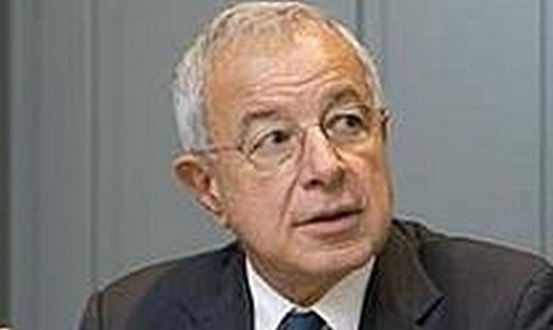 Alainas Lamassoureas, Europos Parlamento Biudžeto komiteto pirmininkas.