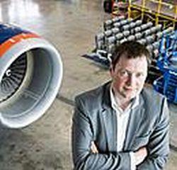 Linas Dovydėnas, Lietuvos aviacijos bendrovių grupės