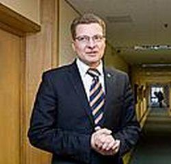 Dainius Radzevičius, Lietuvos žurnalistų sąjungos pirmininkas.