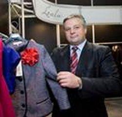 Vidas Butkus, drabužių siuvimo įmonės AB