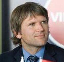 Arijandas Šliupas, susisiekimo viceministras.