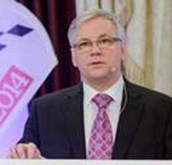 Rimantas Šadžius, Lietuvos Respublikos finansų ministras.