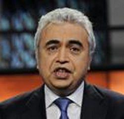 Fatihas Birolis, Tarptautinės energetikos agentūros vyriausiasis ekonomistas