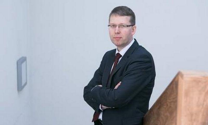"""Aidas Ignatavičius, AB """"Lesto"""" generalinis direktorius ir valdybos pirmininkas."""