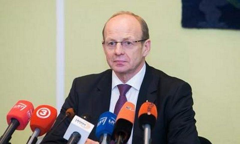 Jonas Milius, Valstybinės maisto ir veterinarijos tarnybos direktorius.