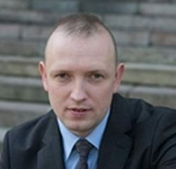 """Mantas Urbonas, programavimo paslaugų UAB """"Visma Lietuva"""" generalinis direktorius."""
