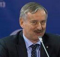 Siimas Kallasas, Europos Komisijos viceprezidentas ir Europos transporto komisaras.
