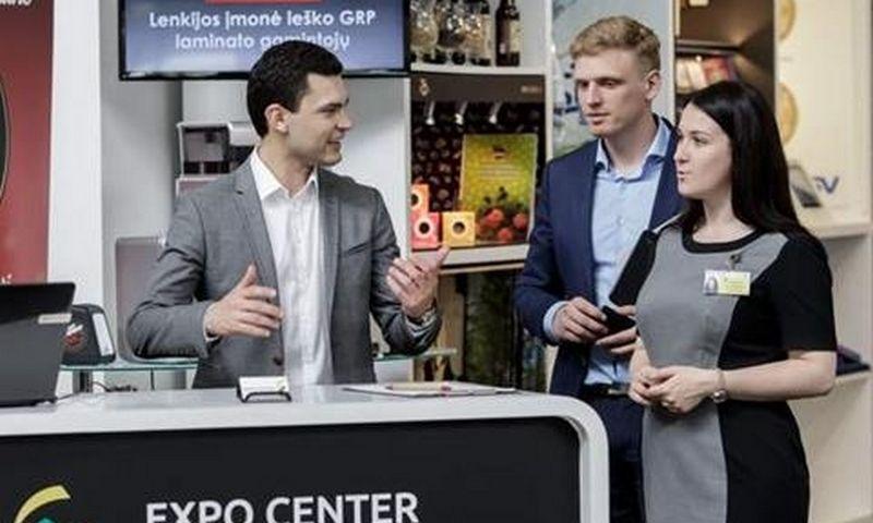 """Martynas Čepelis (kairėje), konferencijas, renginius organizuojančios UAB """"Export Partners"""" direktorius."""