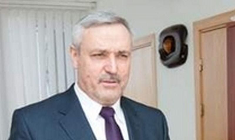 Benjaminas Sakalauskas, laikinasis generalinis miškų urėdas.