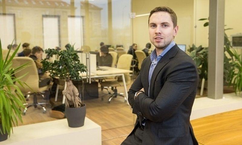 """Donatas Voveris, konsultacijų ir verslo valdymo paslaugų UAB """"Civitta"""" generalinis direktorius."""