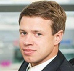 """Arūnas Čiulada, UAB """"Synergy Finance"""" direktorius."""