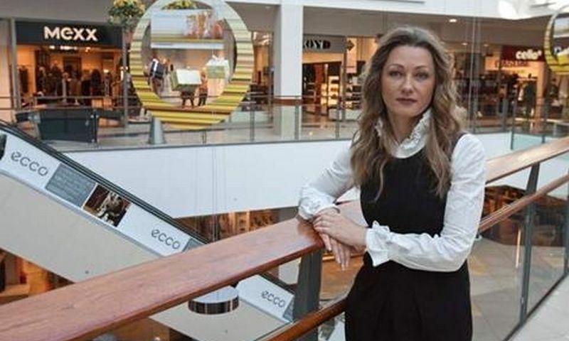 """Birutė Kalanovaitė, """"Panorama LT"""" generalinė direktorė."""