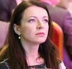 Laura Blaževičiūtė, TV3 generalinė direktorė.