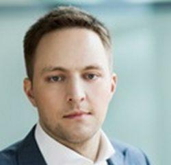 """Tomas Krakauskas, """"INVL Asset Management"""" generalinio direktoriaus pavaduotojas."""