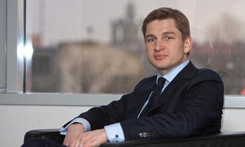 """Marius Čiuželis, finansų patarėjo įmonės """"MC Wealth Management"""" vykdomasis partneris."""