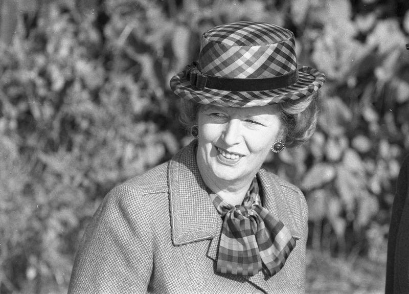 """Baronienė Margaret Thatcher yra pasakiusi: """"Jei turi žmonėms paaiškinti, kas esi – tas nesi."""" Briano Smitho (Reuters/Scanpix) nuotr."""