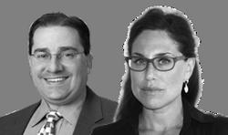 """Paul Murphy – konsultantas JAV konsultacijų bendrovėje """"Milbank, Tweed, Hadley & McCloy LLP"""") ir Melissa S. Hersh – konsultantė iš JAV konsultacijų bendrovės """"Hersh Consulting, LLC""""."""
