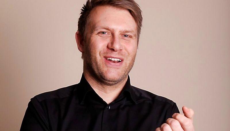 Nicklas Bergmanas, investuotojas į ankstyvos stadijos technologijų bendroves ir pranešėjas. Asmeninio archyvo nuotr.