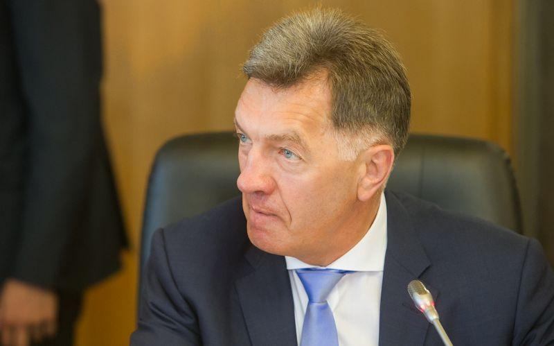 Algirdas Butkevičius, ministras pirmininkas. Juditos Grigelytės (VŽ) nuotr.