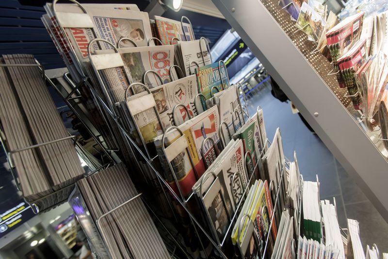 """Žiniasklaidos įmonių grupės """"Diena Media News"""" restruktūrizavimo plane yra numatoma galimybė parduoti Klaipėdoje leidžiamą dienraštį """"Klaipėda"""", savaitraštį rusų kalba """"Klaipėda"""" ir naujienų portalą """"Klaipeda.diena.lt"""". Vladimiro Ivanovo (VŽ) nuotr."""
