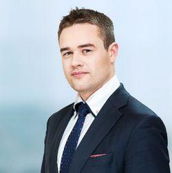 """Audrius Slažinskas, advokatų kontoros """"Cobalt"""" Įmonių įsigijimų ir susijungimų praktikos grupės asocijuotas teisininkas. Bendrovės nuotr."""