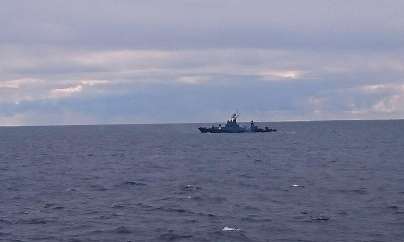 Karinių jūrų pajėgų nuotr.