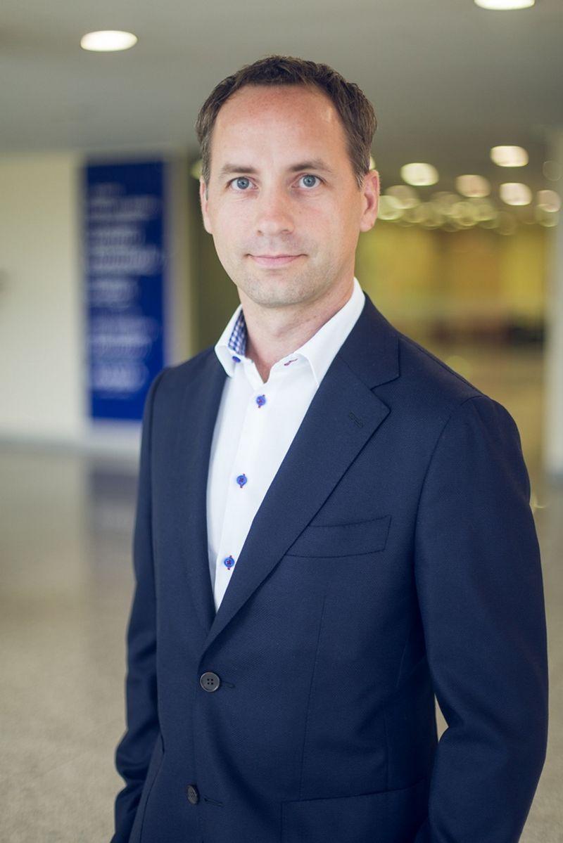 """Andris Vilcmeieris, """"Maxima Latvija"""" vadovas. Bendrovės nuotr."""