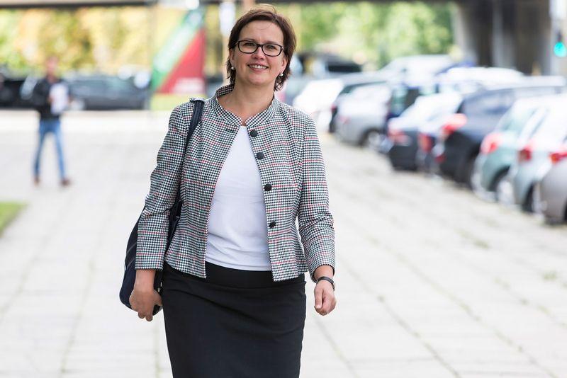 """Dr. Edita Mištinienė, biotechnologijų UAB """"Proforma"""" generalinė direktorė. Vladimiro Ivanovo (VŽ) nuotr."""