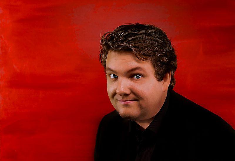 """Andre Morysas, konversijos agentūros """"Web Arts""""  generalinis direktorius."""