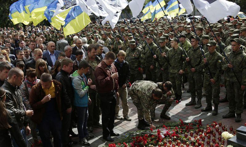 """Vadimo Kudinovo  (""""Reuters"""" / """"Scanpix"""") nuotr."""