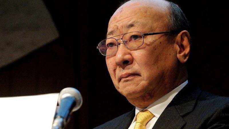 """Tatsumi Kimishima, naujasis """"Nintendo"""" vadovas. Bendrovės nuotr."""