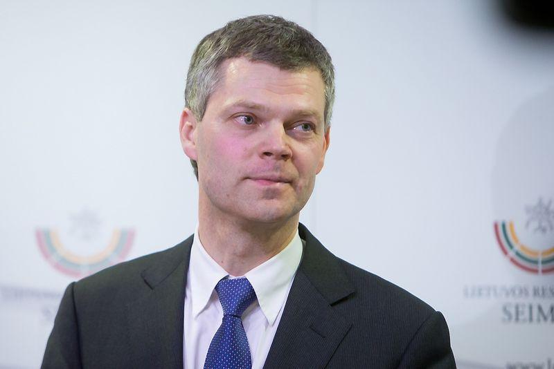 Darius Jauniškis, pulkininkas, VSD vadovas. Juditos Grigelytės (VŽ) nuotr.