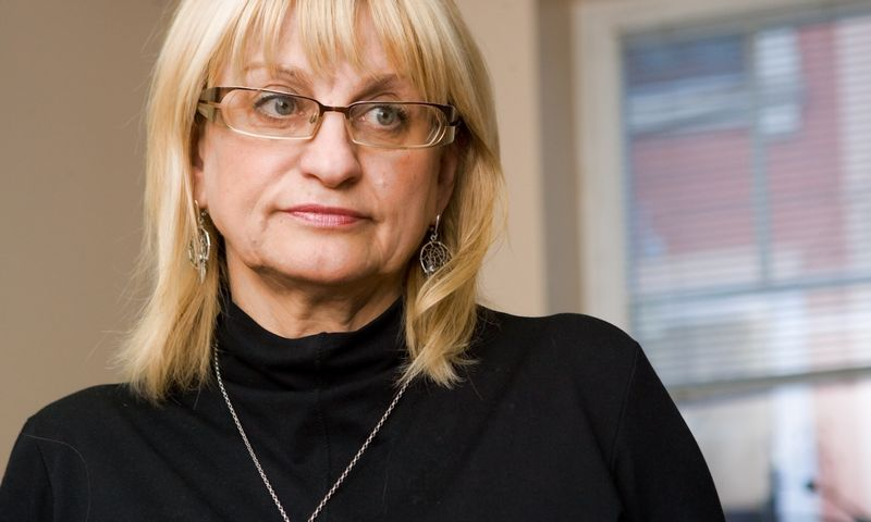 Dalia Kutraitė-Giedraitienė, komunikacijos specialstė. Vladimiro Ivanovo (VŽ) nuotr.